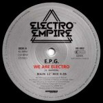 EPG - We Are Electro