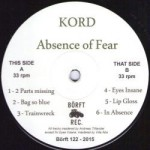 Kord - Absence Of Fear